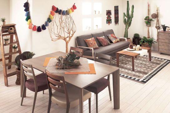 カリモク家具ショールームイメージ1