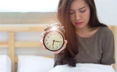 疲れがとれない浅い眠りを深い眠りにするには?