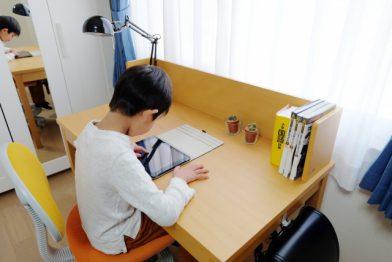 学習家具は椅子にも注意!学習意欲や集中力がアップする椅子とは?